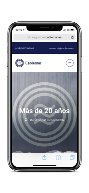 Cablemar iPhone 1