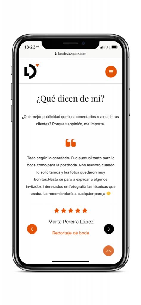 Nueva web Luis de Vázquez Ejemplo 4